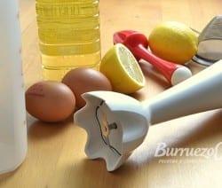 Cómo hacer mayonesa casera