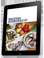 Ebook de recetas en PDF gratis de Burruezo congelados