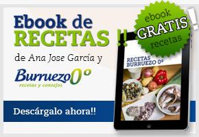 Descarga nuestro primer libro de recetas, GRATIS!!