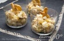 Como preparar ensaladilla rusa casera, de Burruezo congelados.
