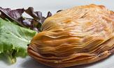 Empanadilla de foie y manzana