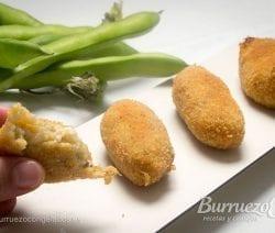 Croquetas de boletus de Burruezo congelados