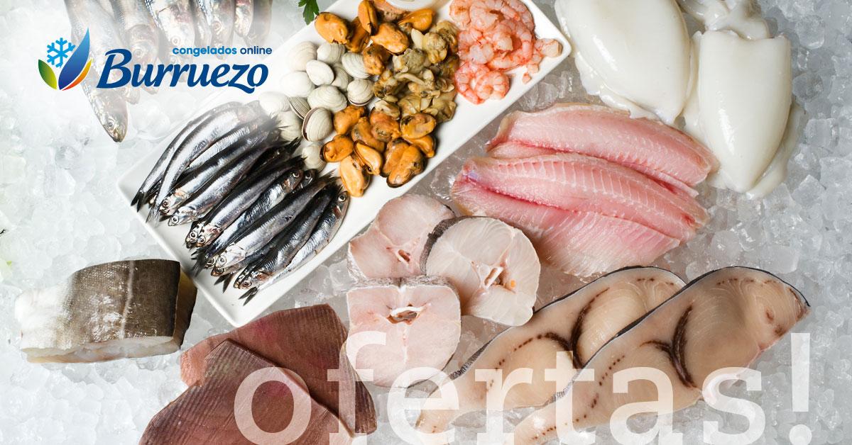 Ofertas de productos frescos y congelados burruezo congelados - Empresas de alimentos congelados ...