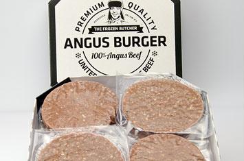 Hamburguesa de Angus