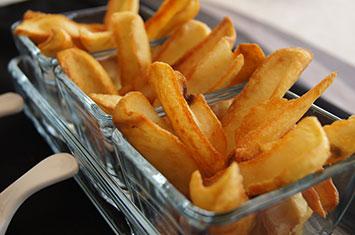 Patatas fry'n dips