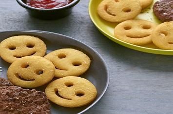 Patatas smile