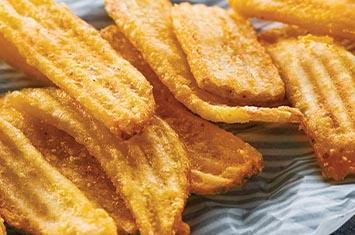 Patatas maíz