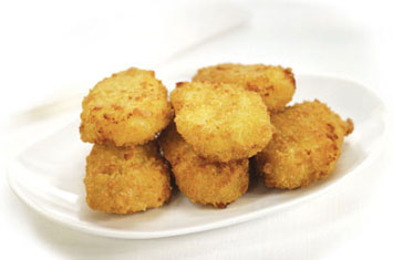 Nuggets queso de cabra
