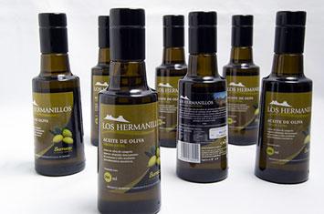 Aceite de oliva virgen extra de 250ml