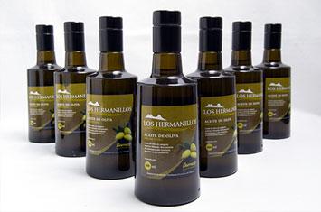 Aceite de oliva virgen extra de 500 ml
